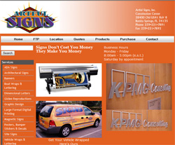 Artful Signs, Inc. - Large Format Digital Printing