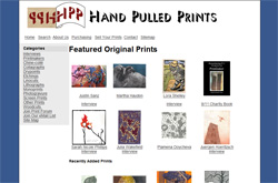 hand pulled prints